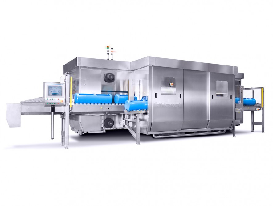 High Pressure Processing for Food & Beverage - Hiperbaric