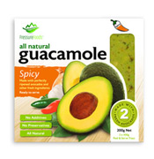 Fressure Foods Guacamole Spicy