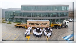 Equipo de Hiperbaric