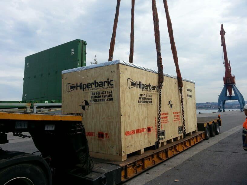 Port of Bilbao 4