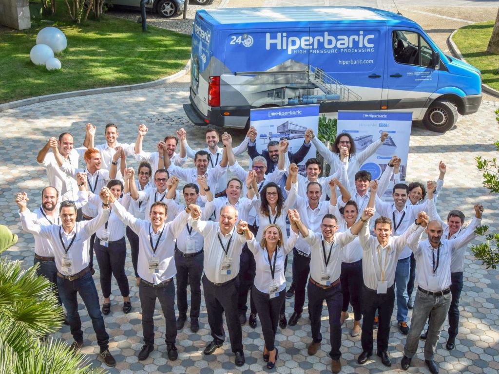 empleados hiperbaric