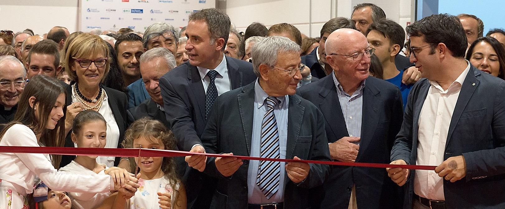 Inauguración de las nuevas instalaciones de Masseria Fruttirossi.