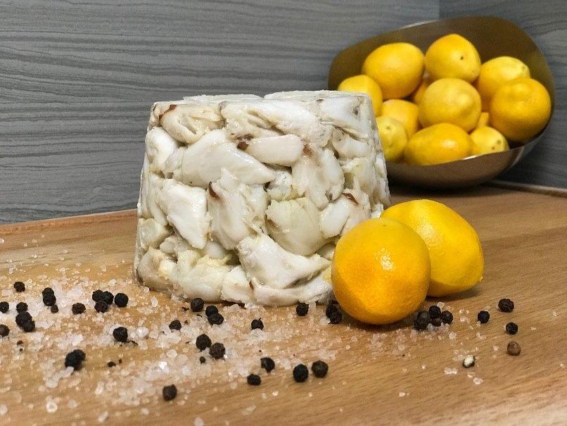 Carne de cangrejo HPP de Seafers