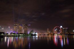 Bahía de Singapore