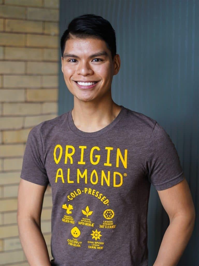 Jake Deleon Fundador Origin Almond®