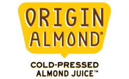 origin almond cold pressed