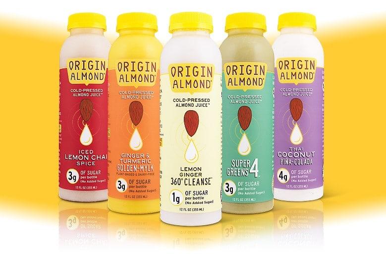 Almond Origin Flavors