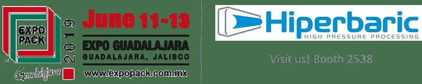 ExpoPack Guadalajara es una de las ferias de envases más importantes de América.