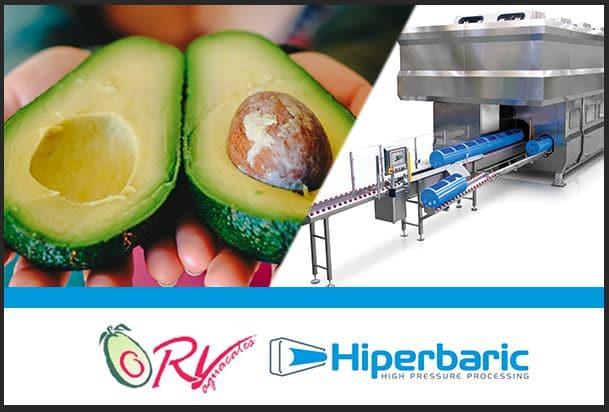 RV Fresh Foods Hiperbaric 420