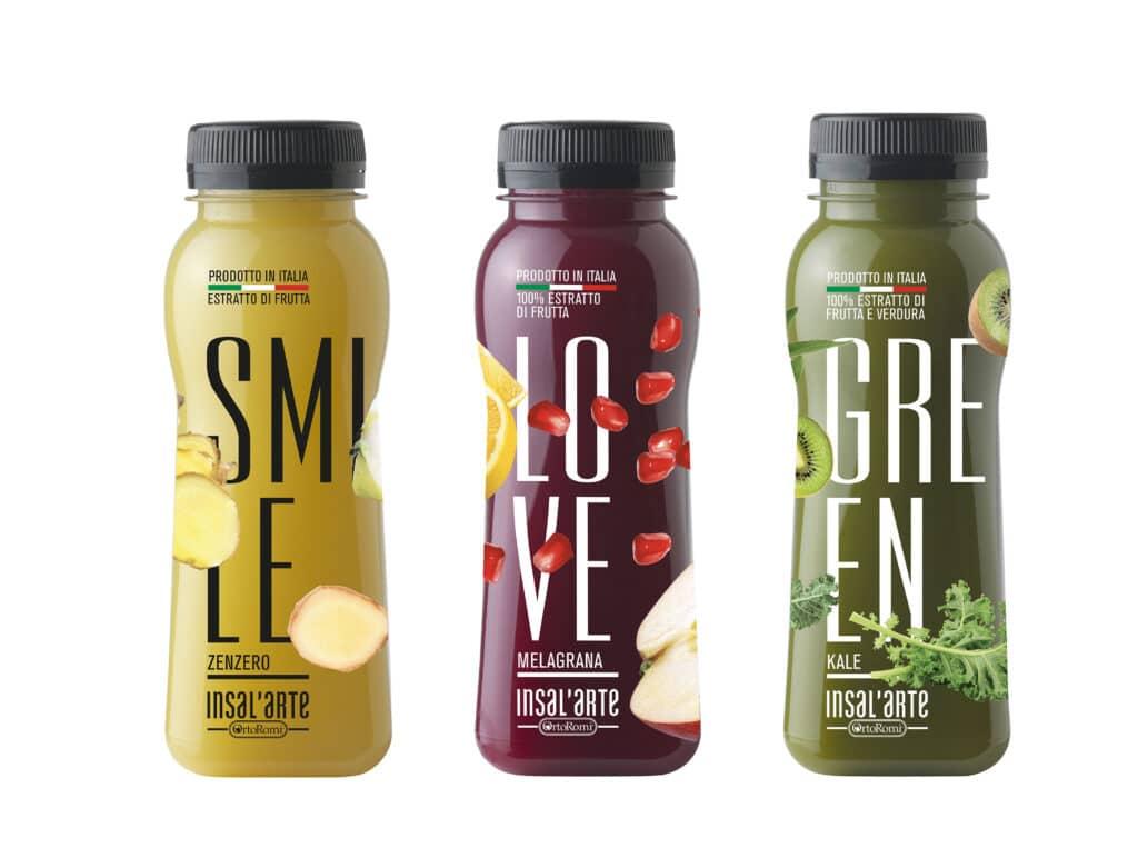 Popular juice brand HPP in Italy