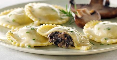 Popular dish HPP in Italy