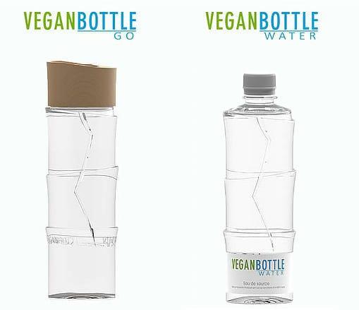 "Biodegradable ""Vegan Bottle"" of Lyspackaging"