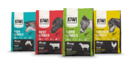 HPP Freeze-dried raw pet food of Kiwi Kitchen