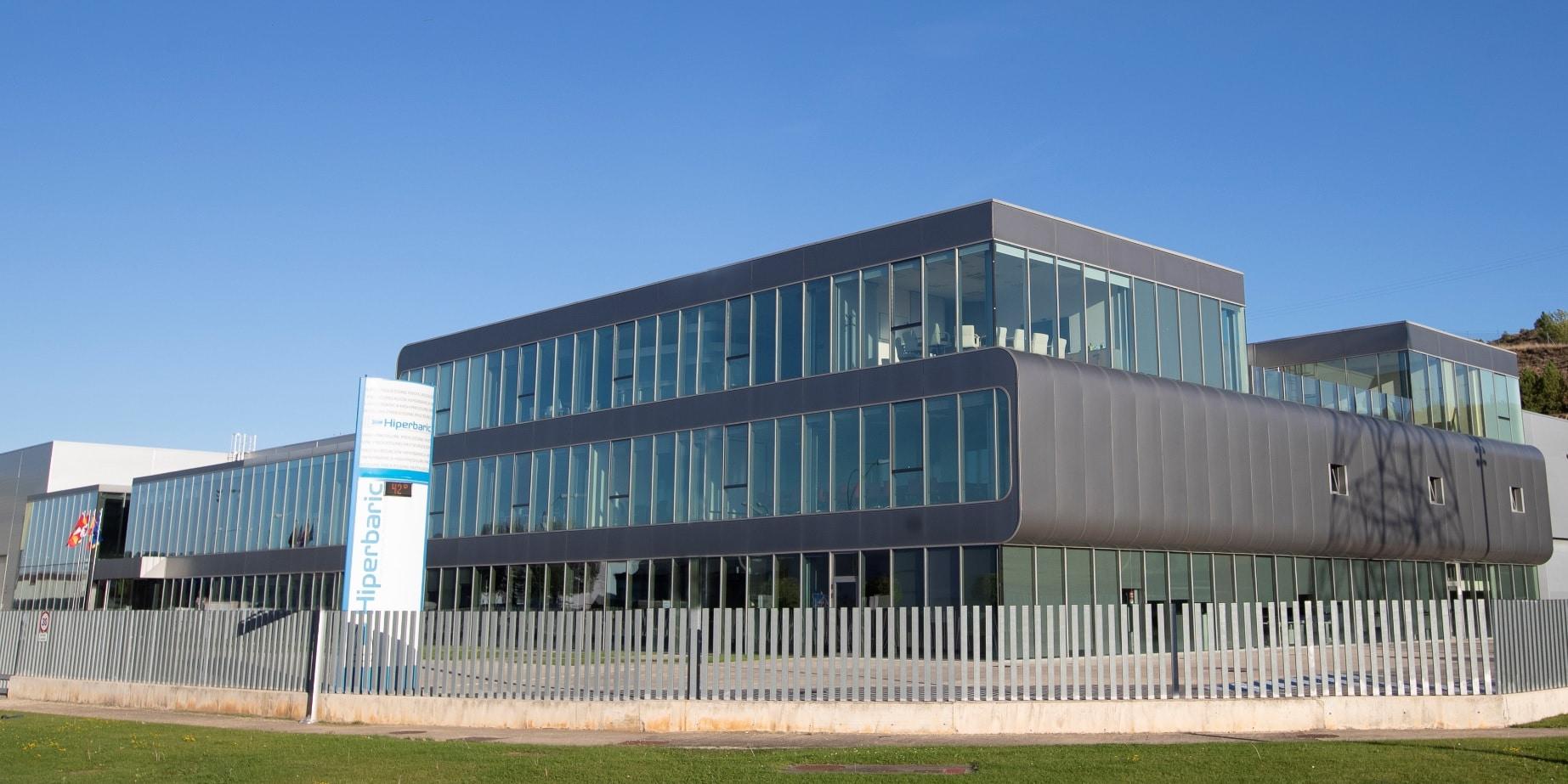 Instalaciones Fabrica de Burgos