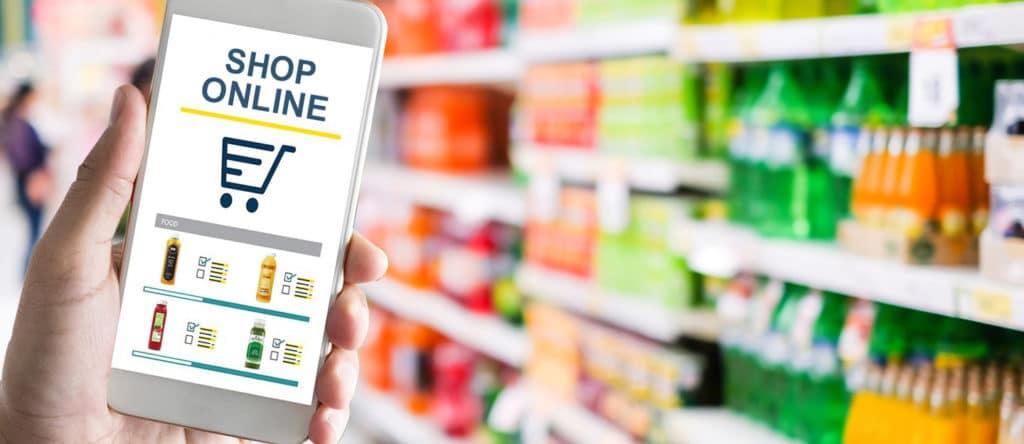 online food retail market