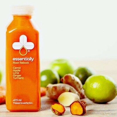 Figure 2: Essentially juice from Hiperbaric's Customer Freshco