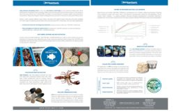 Download our seafood flyer to know more about the multiple advantages that HPP can provide to the seafood industry.
