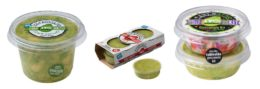 Yo Quiero! avocado products processed by high pressure (HPP)