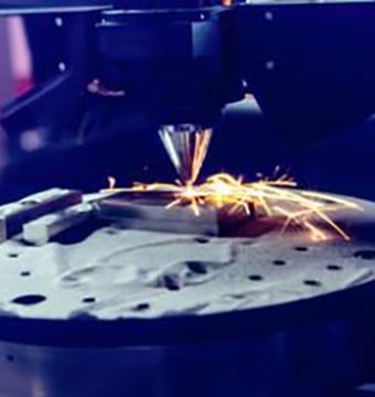 Fabricación aditiva (AM)