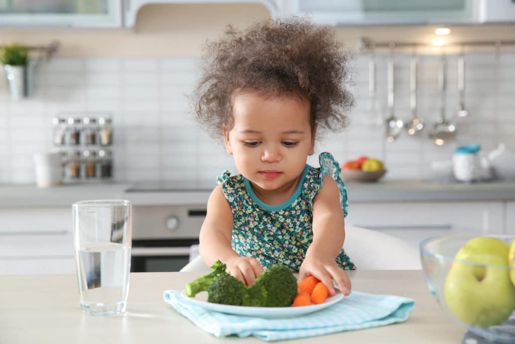 Alimentos infantiles HPP, productos naturales y nutritivos