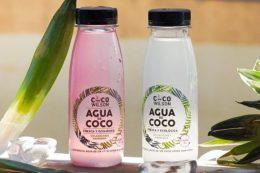 Imagen 1:Coco Wilson, ejemplo de agua de coco HPP