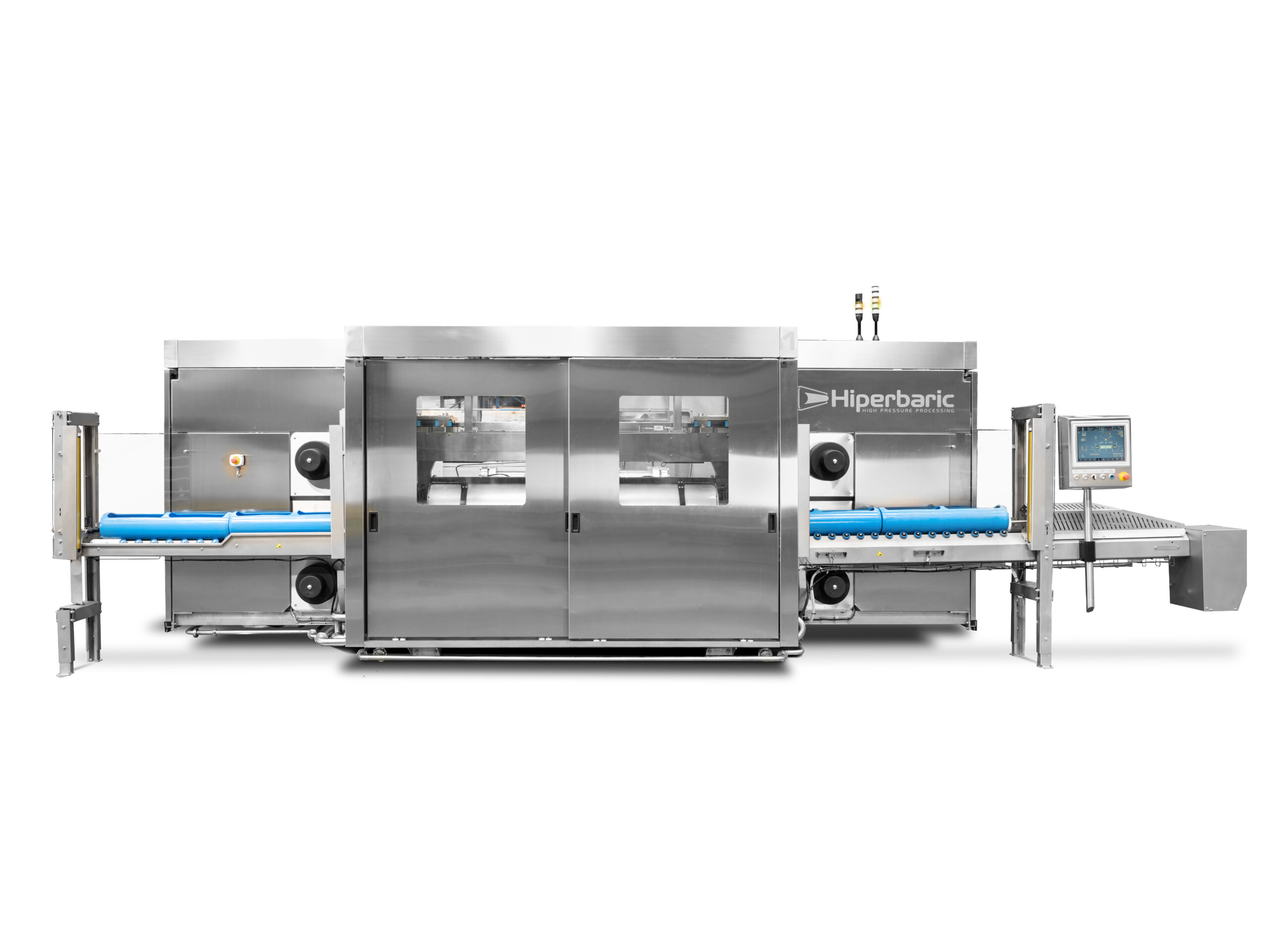 New Hiperbaric 55, the reference among small HPP industrial equipment