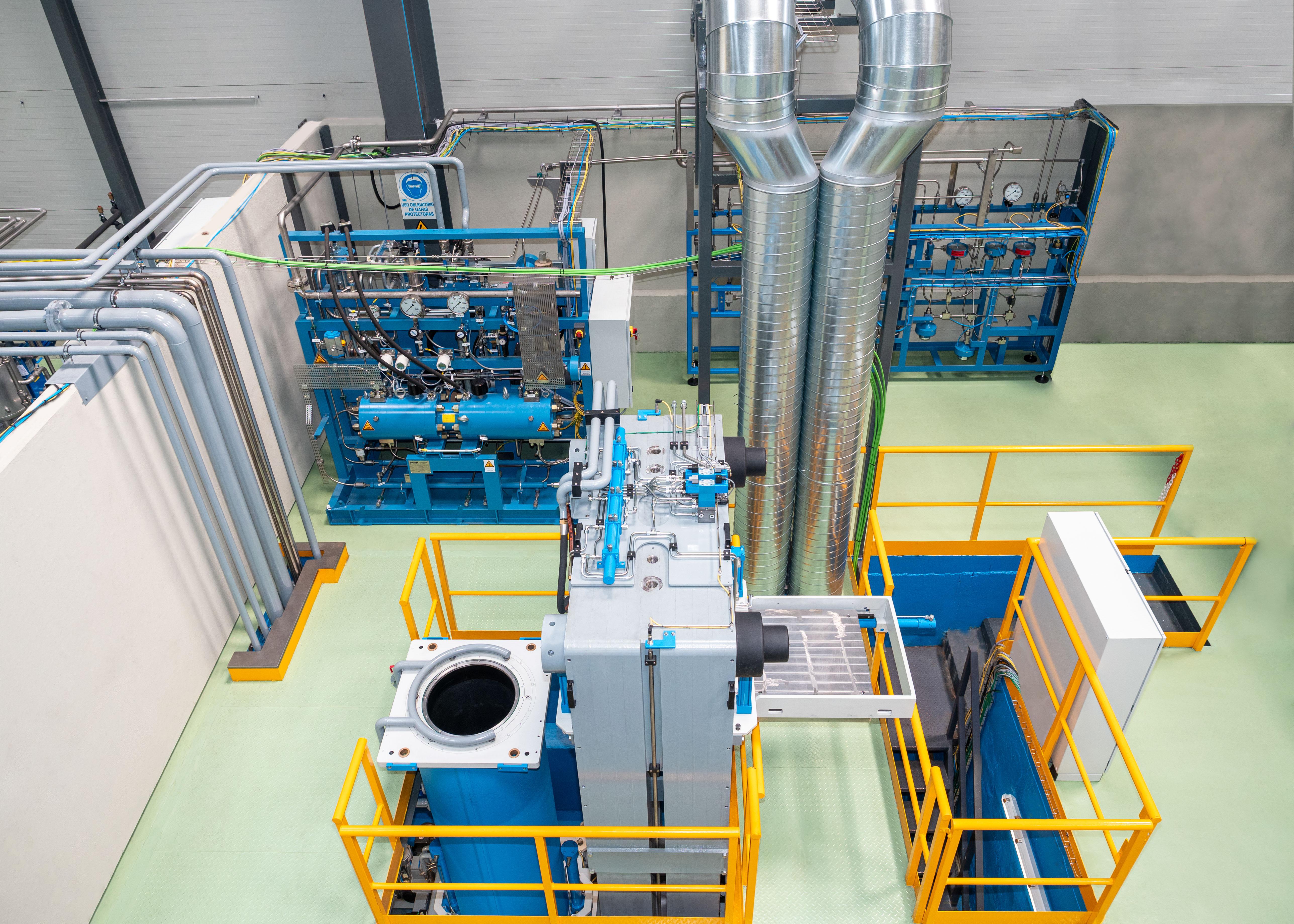 HIP_Hiperbaric_pilot plant