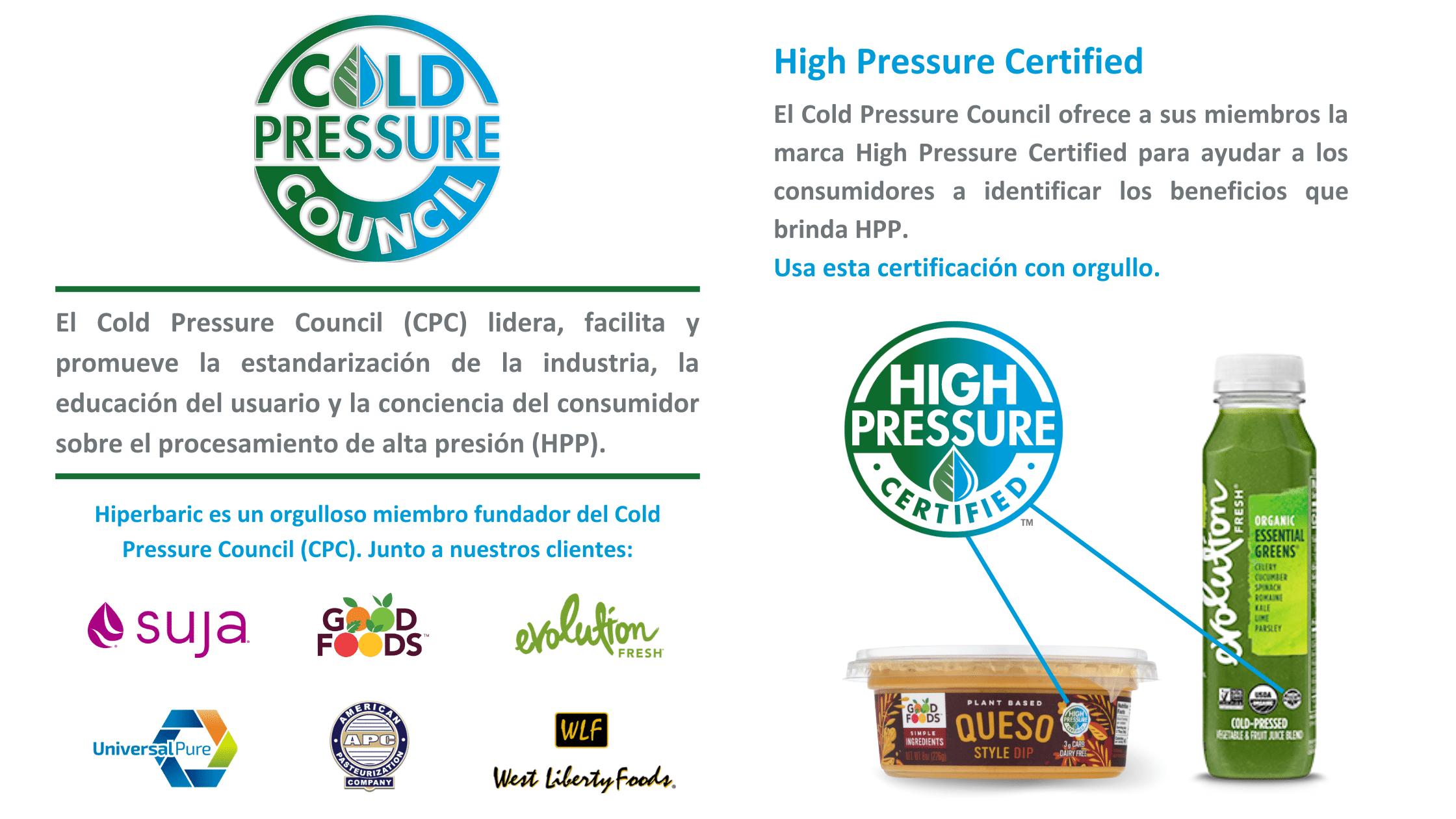 Cold Pressure Council