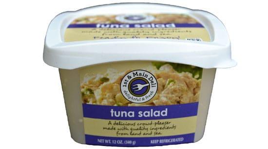 Fig. 3. 1st & Main Deli Tuna Salad, Sandridge Foods.