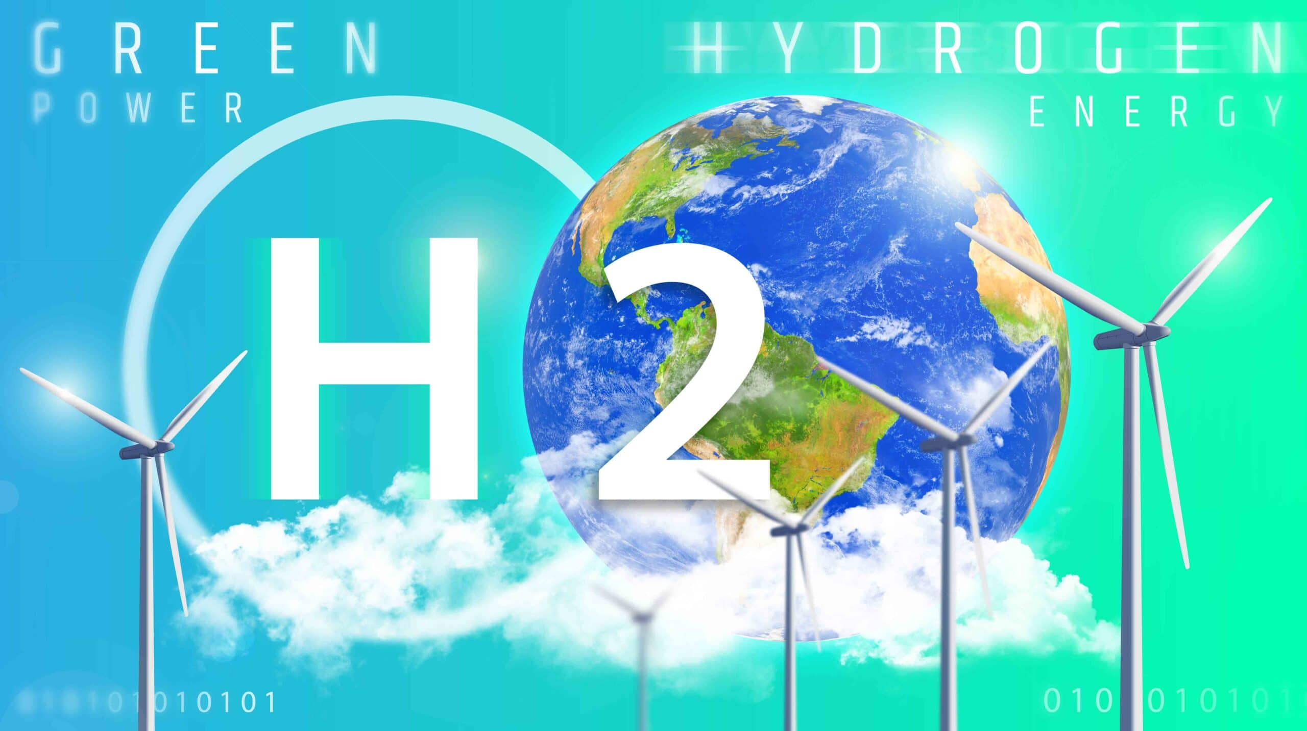 Green hydrogen: an alternative that reduces emissions and cares