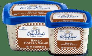 Ensaladilla Grandma's de Sanridge Food Corp. (EE.UU.)