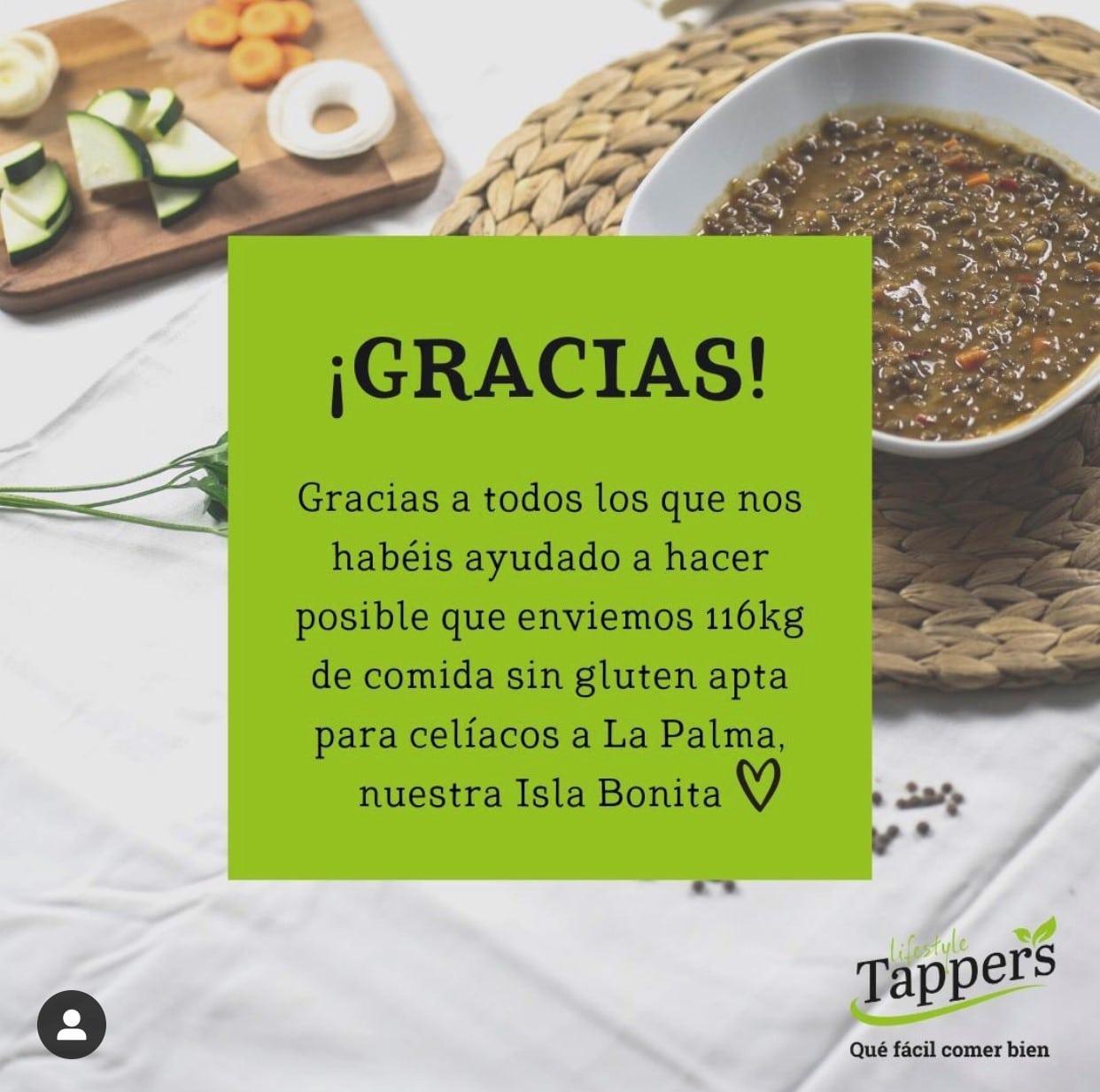Gracias Tappers